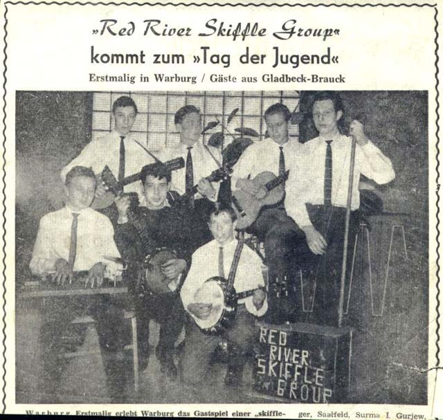 Red River Skiffle Group