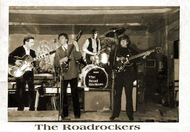 The Roadrockers